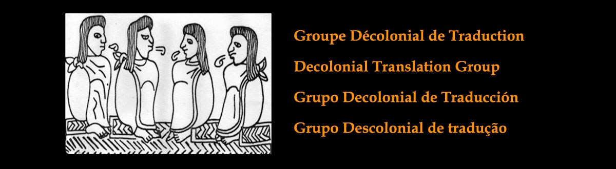 Groupe decolonial de traduction